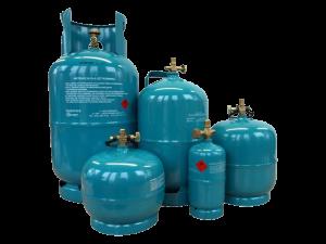 Dostawy gazu